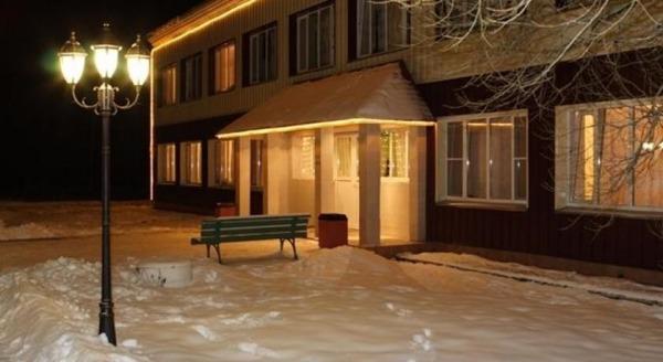 Ателика Сосновый Бор Отель