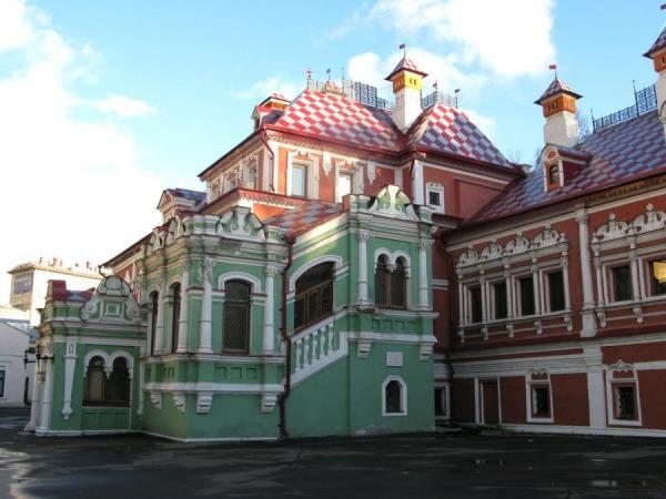 """Юсуповский дворец. Палаты """"Волковых-Юсуповых"""""""