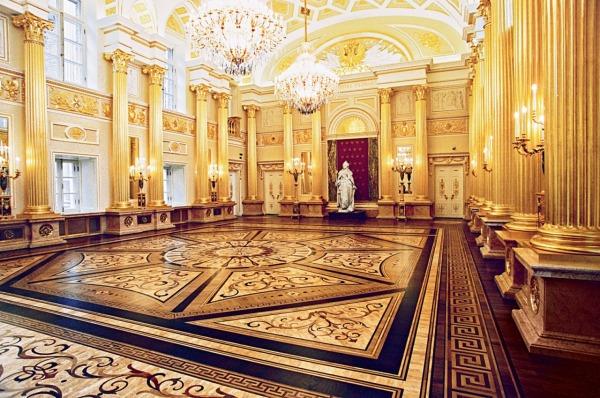 Большой дворец «Царицыно»