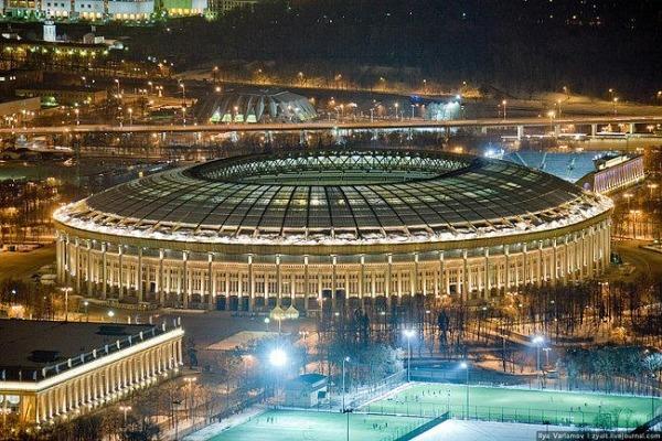 Большая спортивная арена
