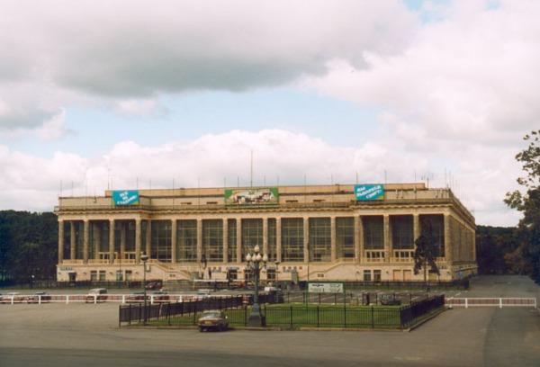 Малая спортивная арена Олимпийского комплекса «Лужники»