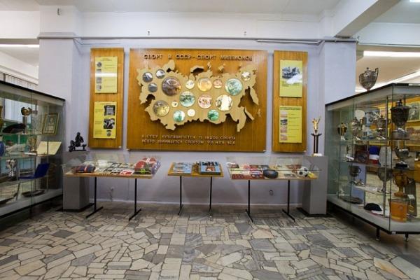 Музей спорта в Лужниках