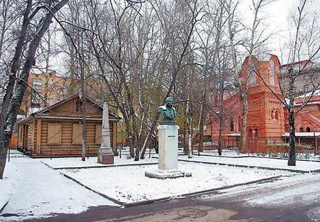 Бюст М.И. Кутузову