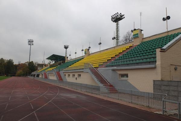«Спортивный городок» в Лужниках