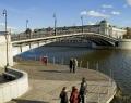Лужков мост (Поцелуев мост)