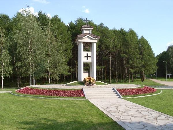 Памятник Испанцам-добровольцам