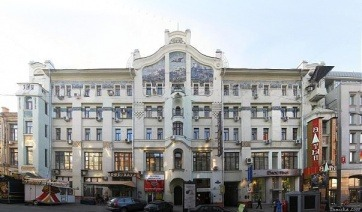 Доходный дом М.В. Сокол