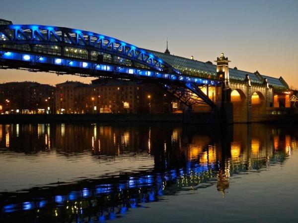 Пушкинский (Андреевский) мост