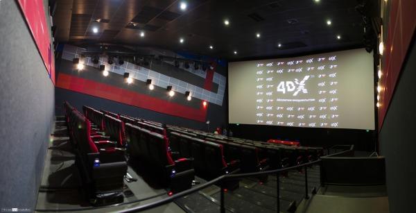 Кинотеатр «Синема Парк Deluxe» в ТЦ «Метрополис»