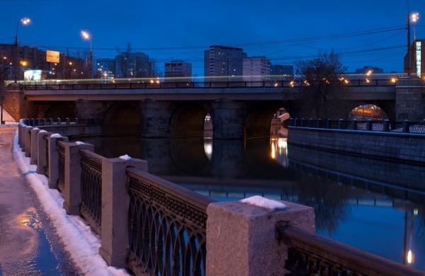 Лефортовский мост