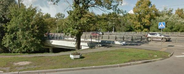 Медведковский 2-й, мост