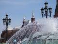 Комплекс фонтанов на Манежной площади