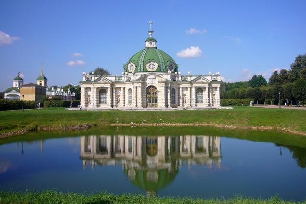 Парк-усадьба Кусково