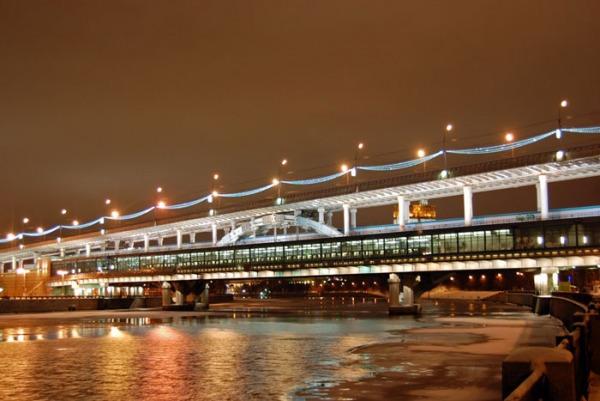 Станция метро «Воробьёвы Горы»