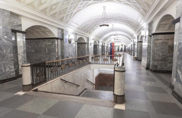 Станция метро «Курская, Арбатско-Покровская линия»