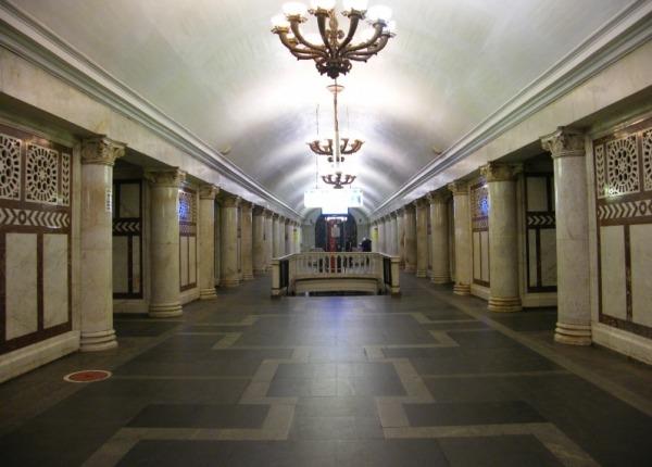 Станция метро «Павелецкая, Кольцевая линия»
