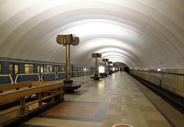 Станция метро «Тимирязевская»