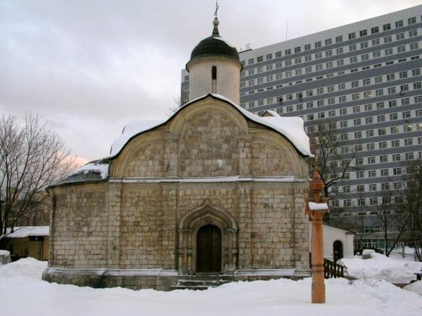 Церковь Трифона в Напрудном (1475-1492)