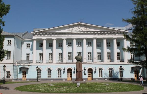Екатерининский институт — Культурный центр ВС РФ им. М.В. Фрунзе (1751-1819)