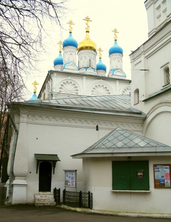 Церковь Петра и Павла в Лефортове (1709-1711)