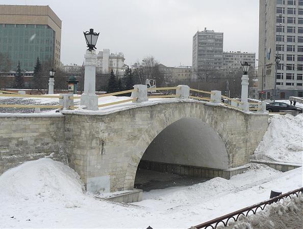 Горбатый мост «Мост имени 1905 года»