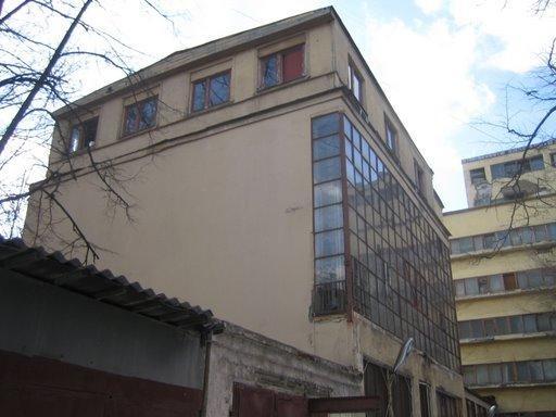 Дом-коммуна Наркомфина