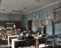 Заброшенная школа в Москве