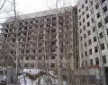 Недостроенный госпиталь КГБ СССР