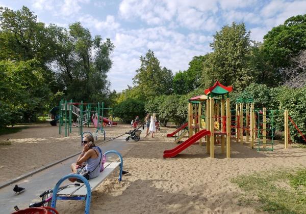 Детский парк «Усадьба Трубецких в Хамовниках»