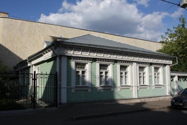 Историко-мемориальный музей «Пресня»