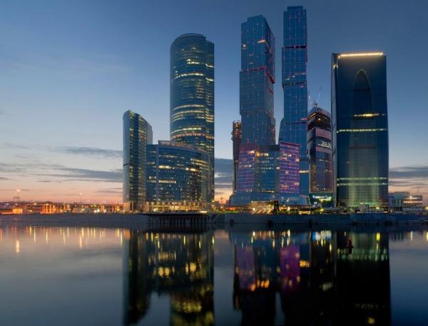 Московский международный деловой центр «Москва Сити»
