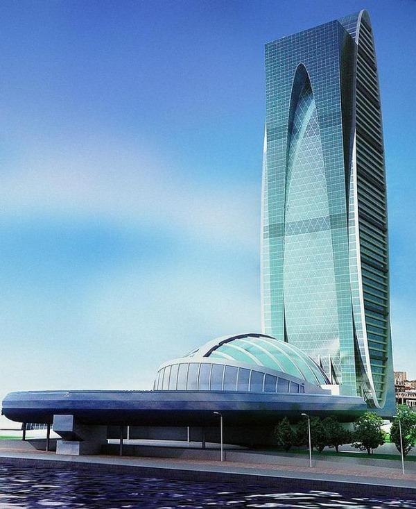 Башня «Империя Тауэр», бизнес-центр