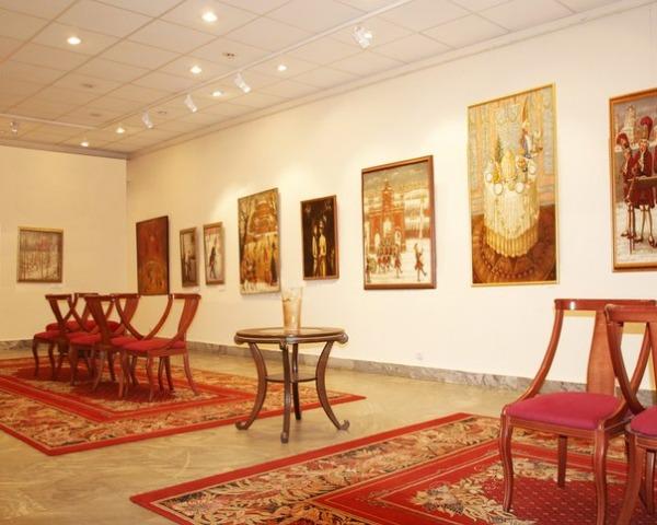 Выставочный зал «Богородское»