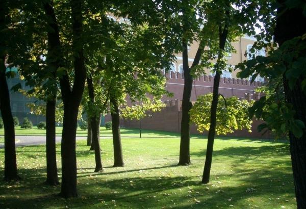 Нижний Александровский сад
