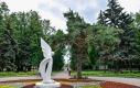 """Памятник """"Павшим и живым"""" на 1-м Ленинградском путепроводе"""