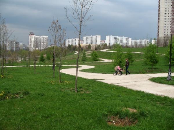 Парк Школьников