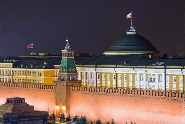 Сенатская башня Кремля