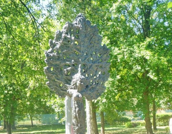 Памятник «Древо любви»