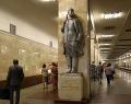 Скульптура Зои Космодемьянской