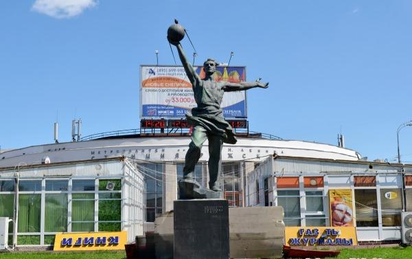Памятник «Первый спутник»