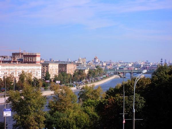 Смотровая площадка РАН (Российской академии наук)