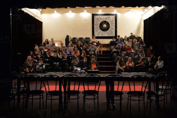 Театральная студия «Квадрат»