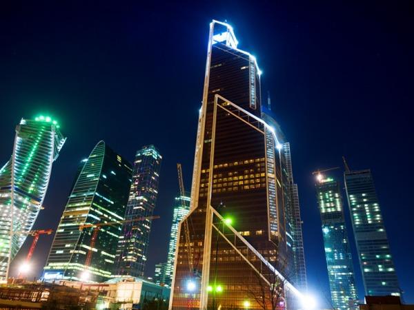 Башня «Меркурий Сити», бизнес-центр
