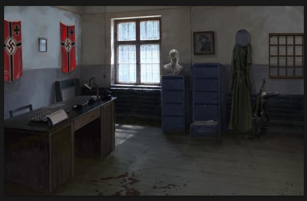 Квест в реальности «Запертые: гестапо»