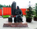 Памятник «Фронтовым корреспондентам»