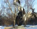 Скульптура «Лента Мёбиуса»