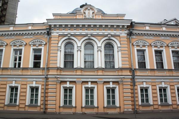 Главный дом усадьбы Грачёвых