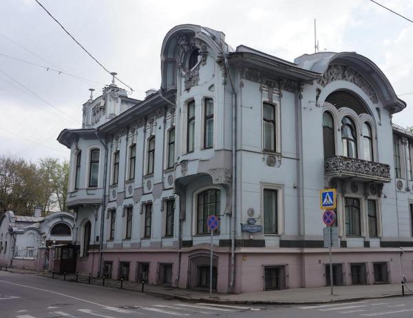 Особняк И. Миндовского
