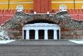 Грот «Руины» в Александровском саду