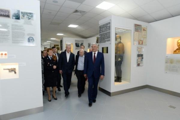 Музей московского уголовного розыска